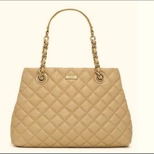 Kate Spade GOLD COAST MARYANNE Tote(Color: Cashew